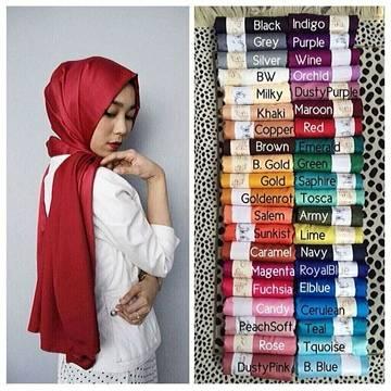 Pasmina/pashmina/hijab/kerudung