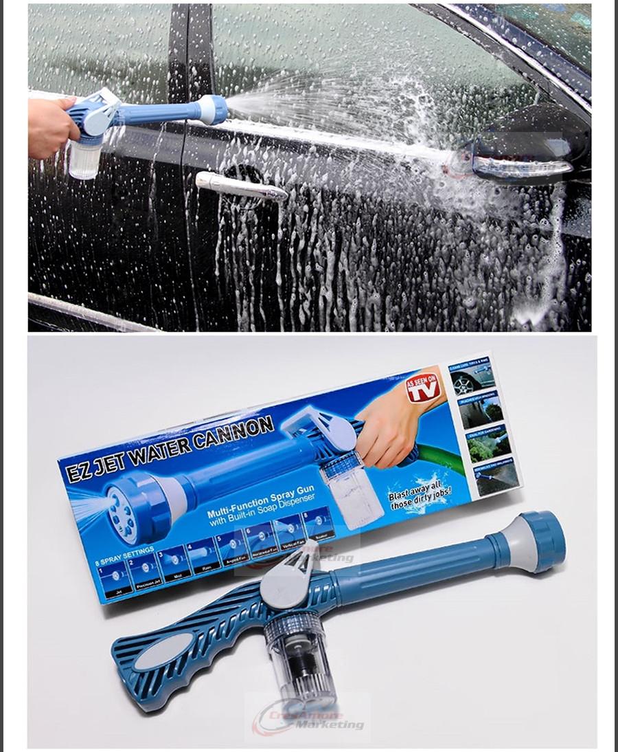 Harga Alat Semprotan Air Busa Ez Jet Water Canon Cuci Motor Mobil Nozzle