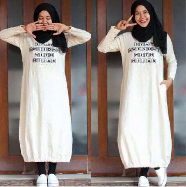 Stay hijab tunic