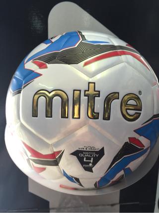 Jual Bola Futsal Mitre Sparta Original 100 White 2016