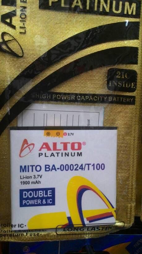 Jual Baterai Mito BA 00024 T100