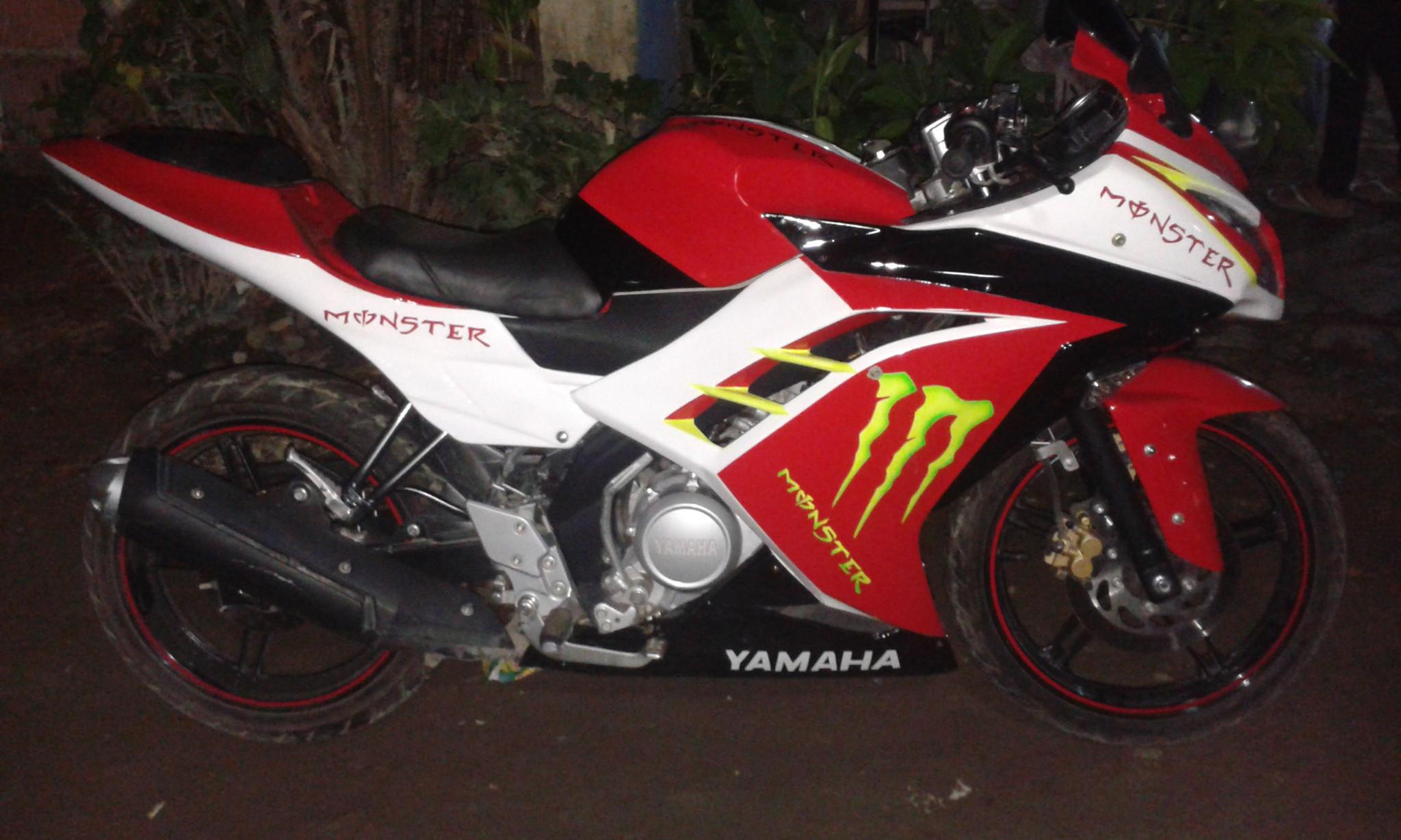85 Modifikasi Motor Vixion Bodi Ninja Terupdate Kinyis Motor
