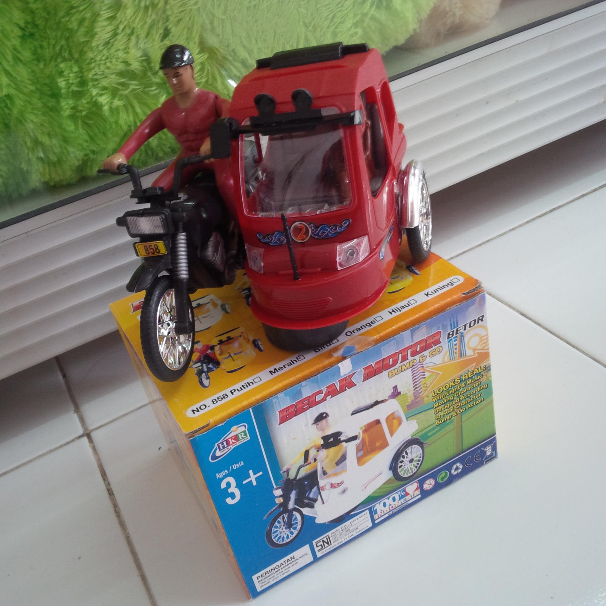 harga Becak Motor Tokopedia.com