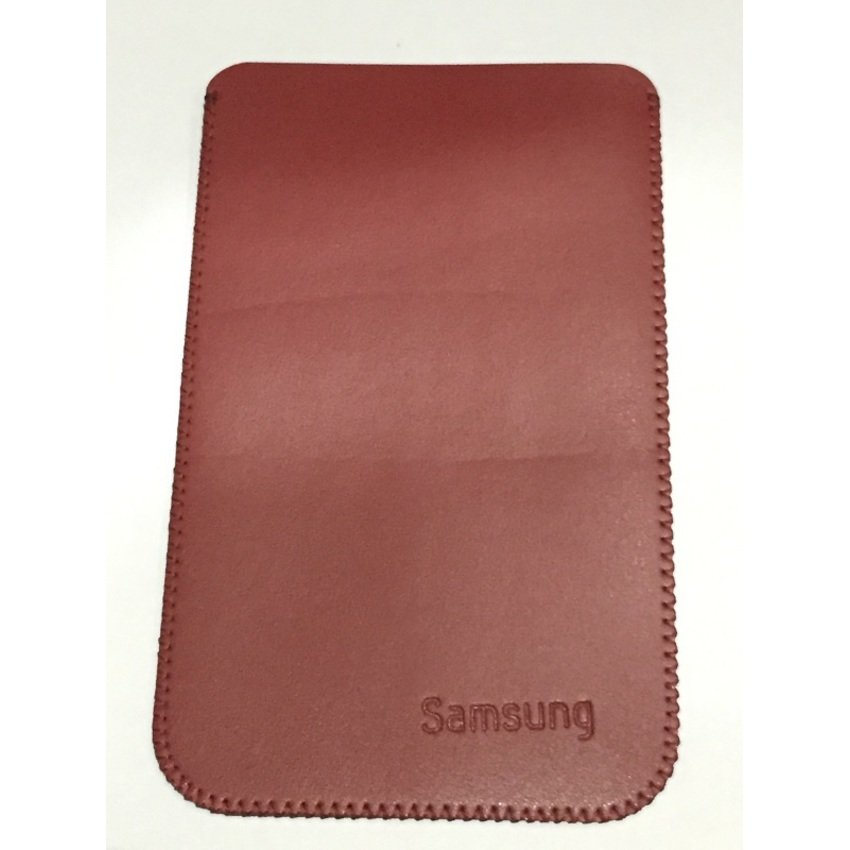 Primary Pouch Samsung ALPHA - Red