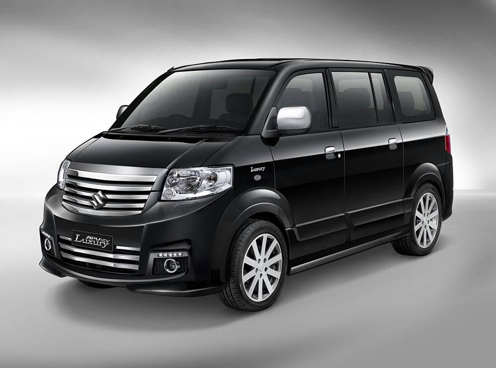 Jual Suzuki Apv Luxury Bekas - Mobil W