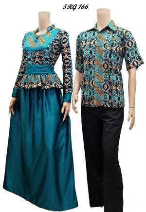 Jual Model Baju Batik Terbaru 2015 Batik Sarimbit V3