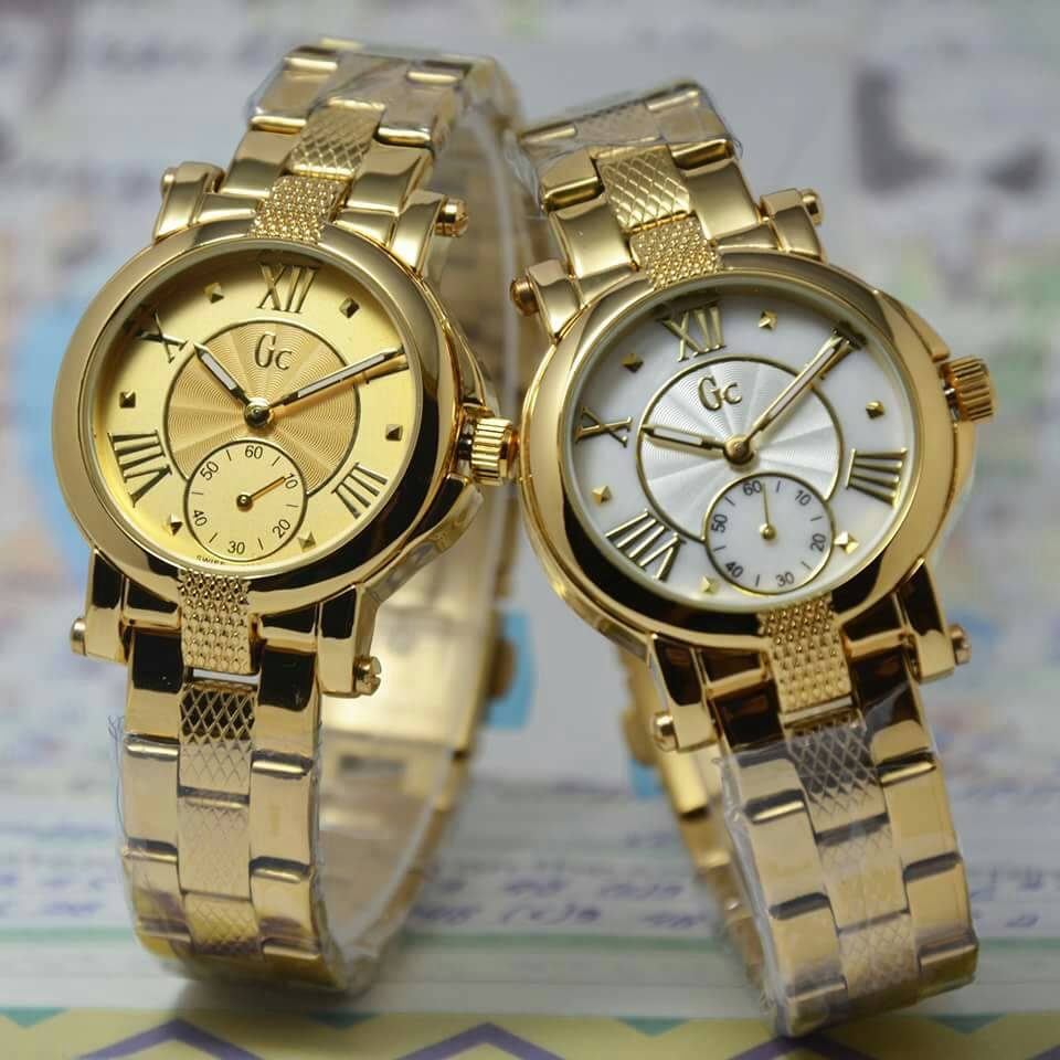 Guess Collection Gc Ladychic Y05009m7 Chronograph Jam Tangan Wanita Rosegold Stainless Steel Y06009l7 Chrono Aktif Source Jual Demoiselle Gold