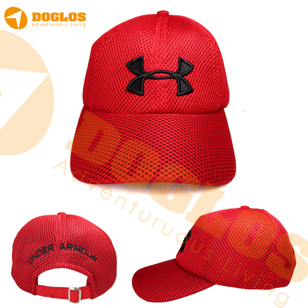 Jual Topi Lapangan - Under Armour, Outdoor, hiking, travelling ctp 011 a -