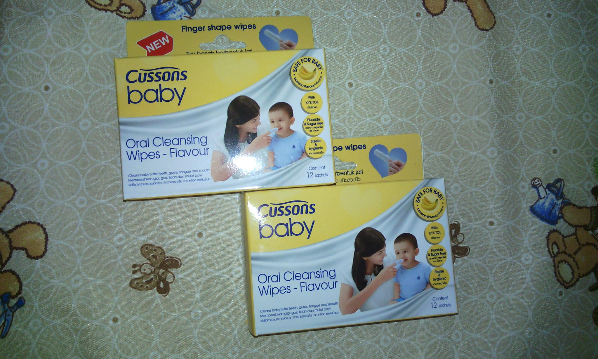 Jual Cussons Baby Kassa Pembersih Gigi Dengan Xylitol A