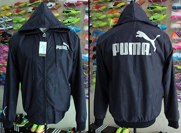 Jual Jaket Puma Navy Putih Parasut(jaket parasut d4091df535