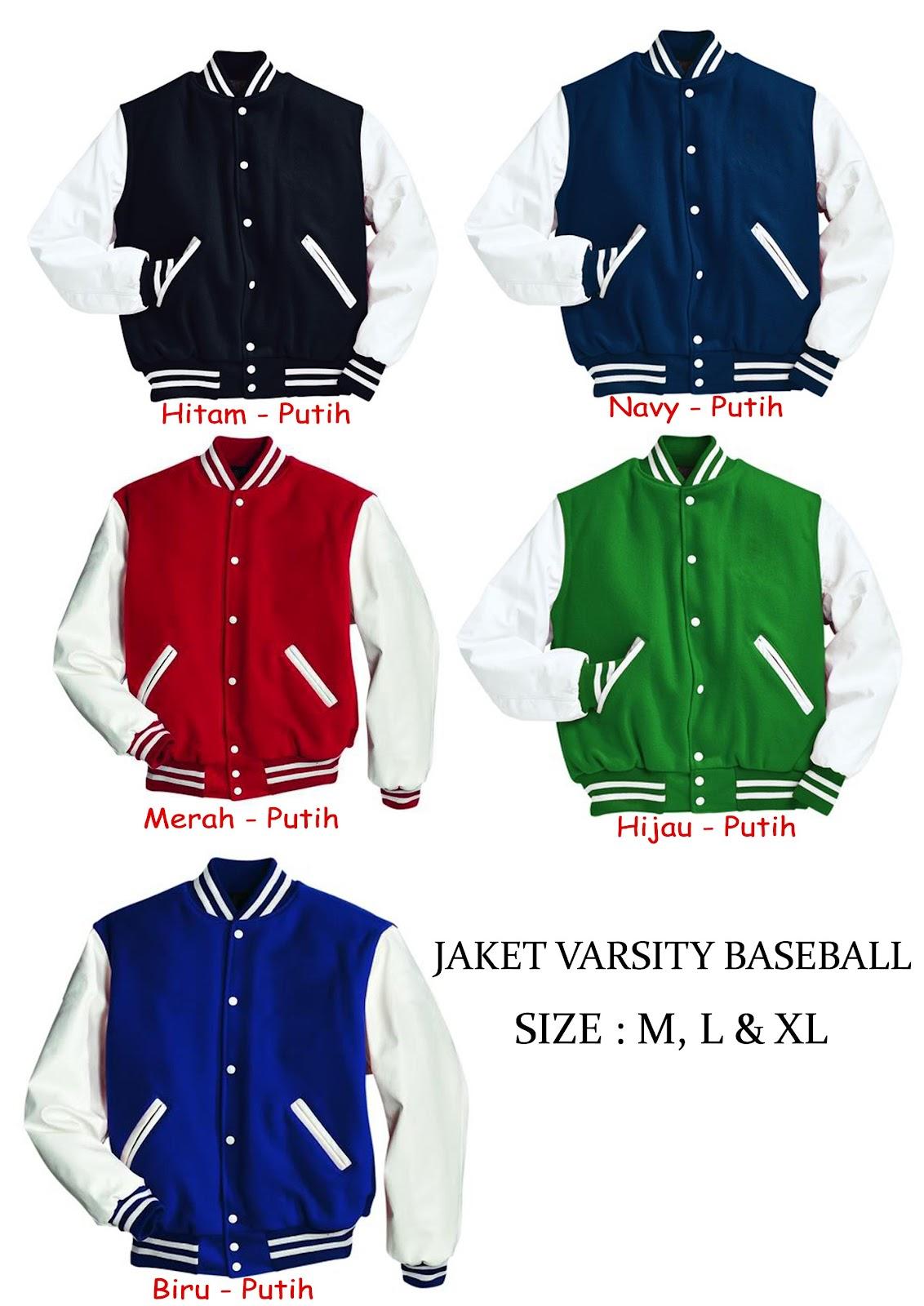 Jaket Baseball Korea Hitam Murah T Harakiri Style Abu