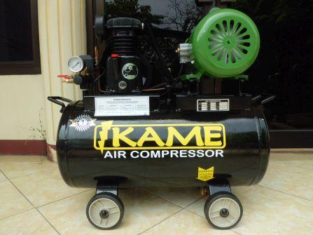 KOMPRESOR IKAME 1/2 PK motor listrik