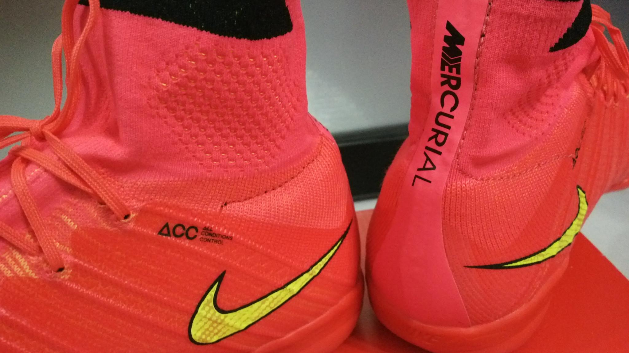 Jual Nike Mercurial Superfly Red [Sepatu Futsal] [G.O