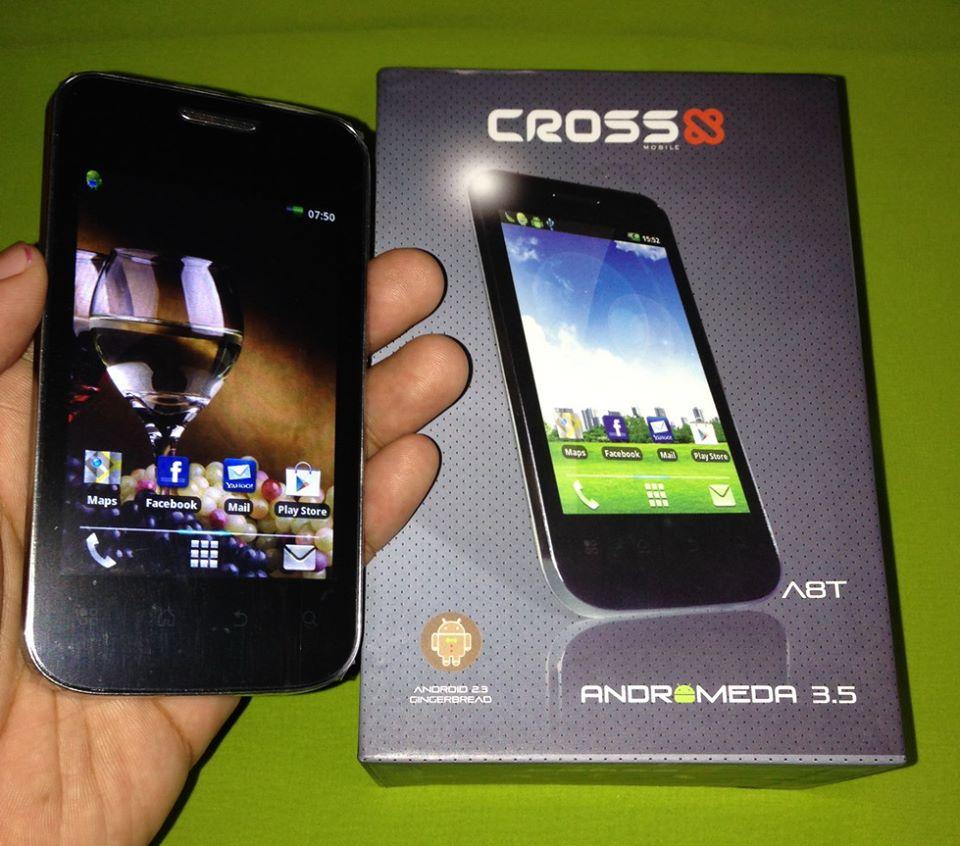 CROSS A8T