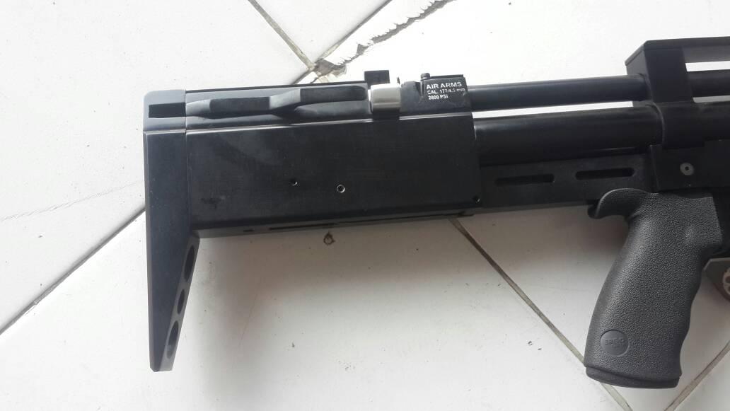 Harga Jual Senapan Angin Pcp Bullpup Air Arms Tactical