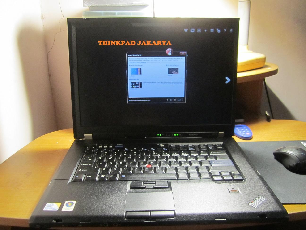 harga Lenovo IBM ThinkPad W500 Workstation Edition by ThinkPad Jakarta Tokopedia.com