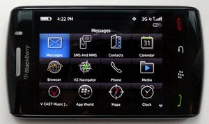 BB Blackberry Curve 9550 Odin (Storm 2) GSM 3G Original BM GARANSI