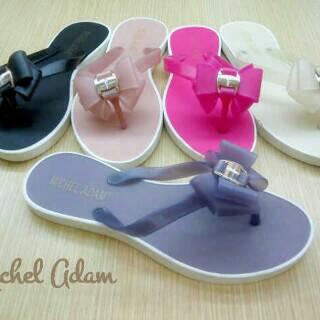 Michel adam ribbon flip