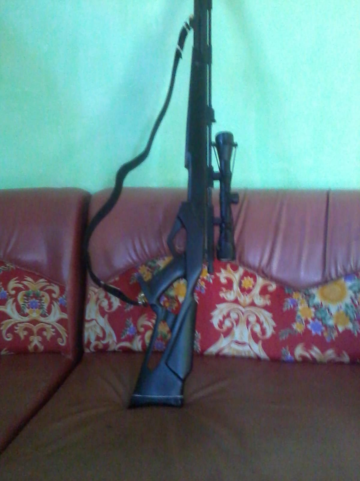 senapan  gejluk