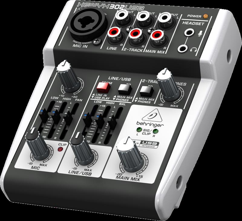 jual mixer behringer xenyx 302 usb dengan usb   audio interface new sinar teknik bekasi New Balance Manuals iPad Manual