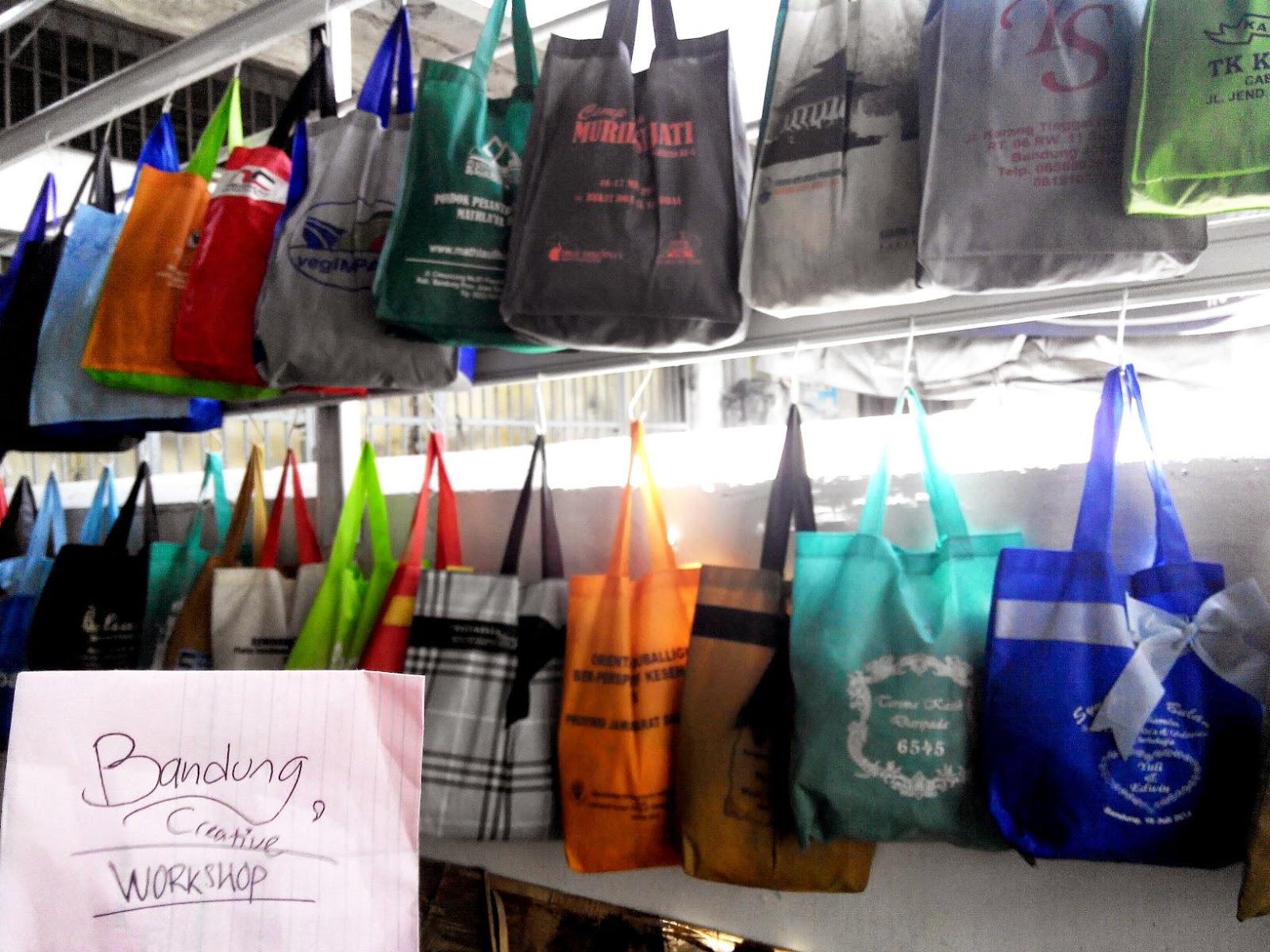 Jual Tas Seminar Goo Bag Murah Bandung Creative Shop 0a5eebaa43