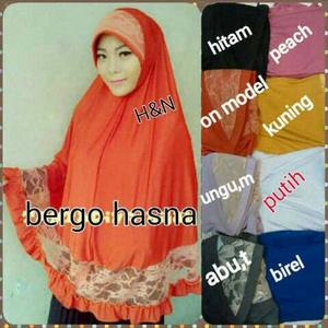 hijab / jilbab BERGO HASNA