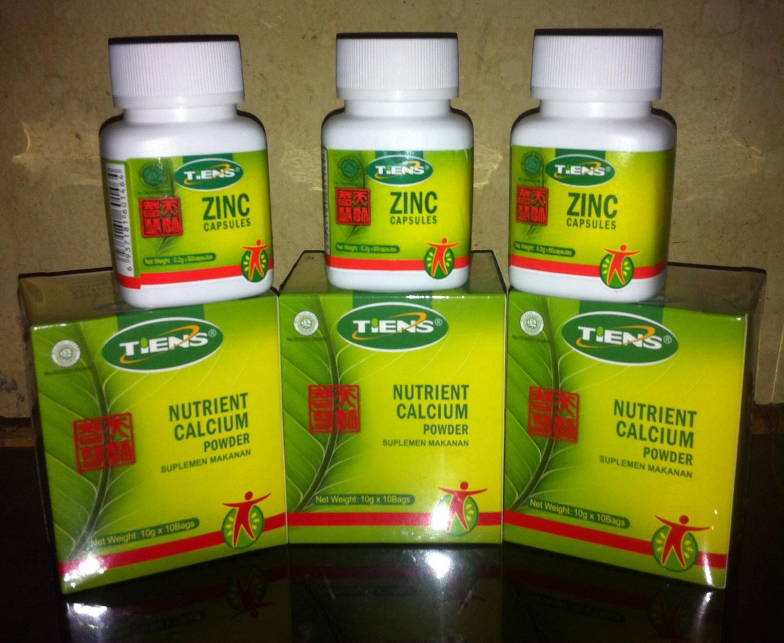 harga Obat Peninggi Badan Tiens Paket 30hari Alami NHCP Susu Kalsium Zinc Tokopedia.com