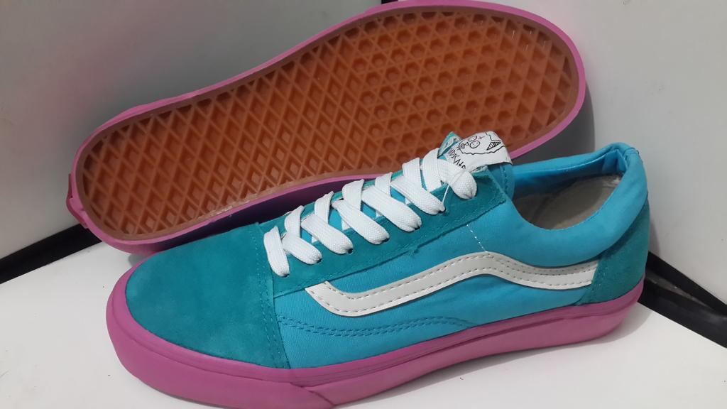a2f94801754eea Jual Vans Old Skool X Syndicate Golfwang EVB - indofootwear ...