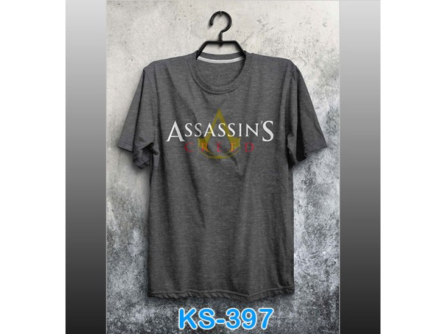 harga Kaos ks-397 assassins KS-397 Tokopedia.com