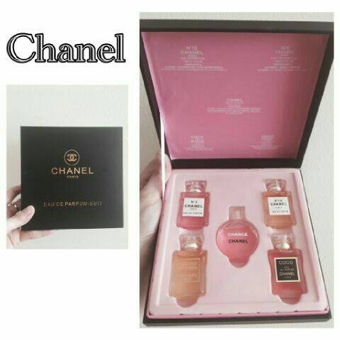 harga Parfum Mini Channel / Chanel Parfum /Miniatur Chanel Tokopedia.com