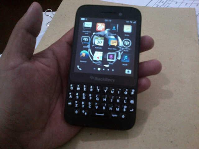 BlackBerry Q5 TAM