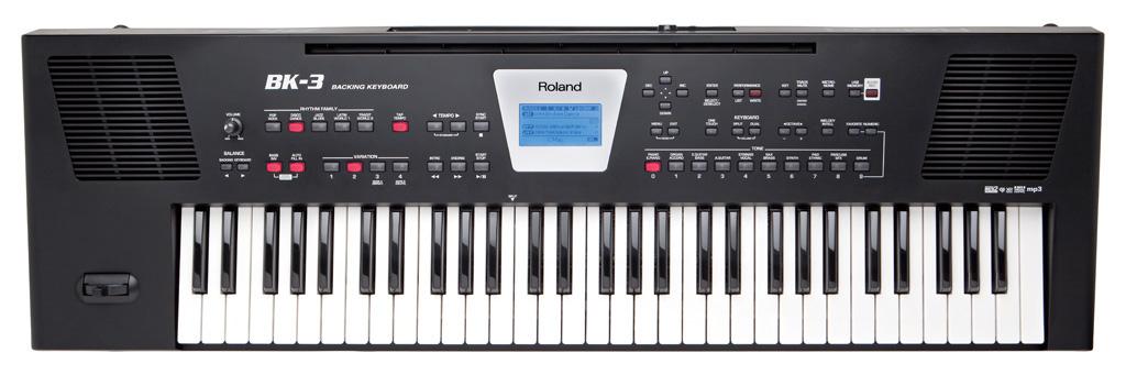 Keyboard Roland BK-3