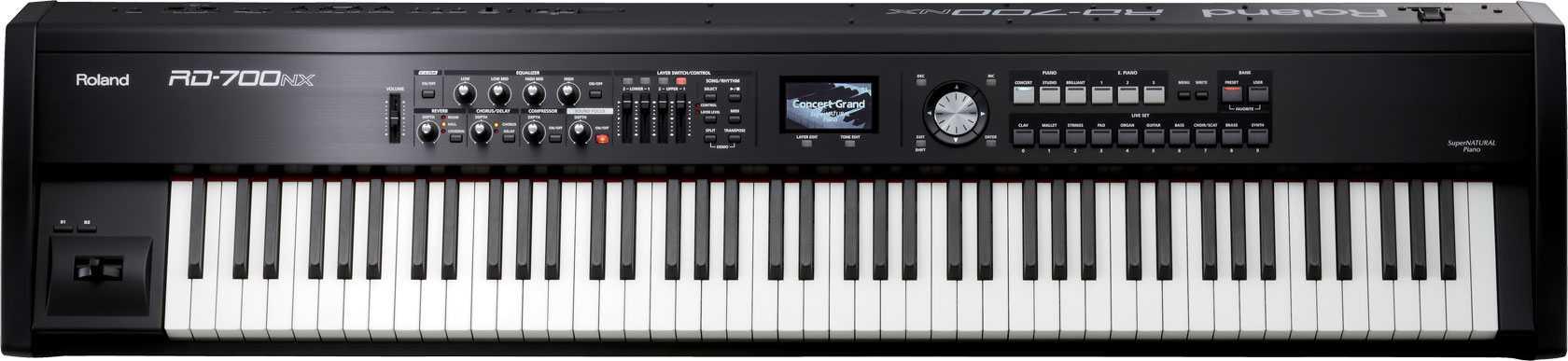 Keyboard Roland RD-700nx