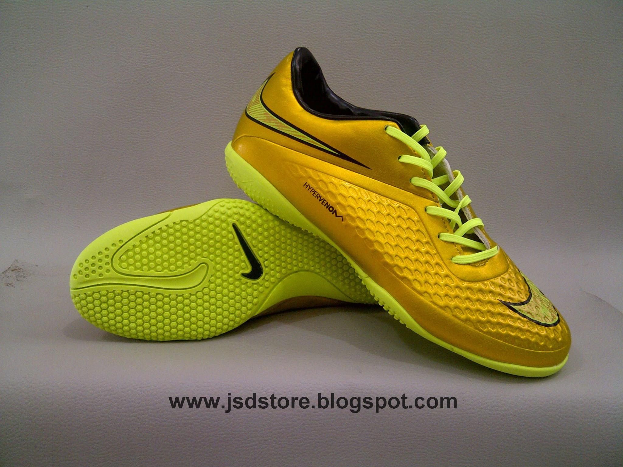 Gambar Sepatu Futsal Nike Hypervenom Phelon Ii Ic 749898 703 Hijau