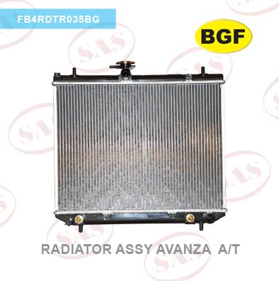 RADIATOR ASSY AVANZA A/T - Fullset Avanza Matic / Automatic Transmitio