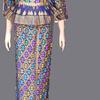 Model Baju Batik Kantor | Baju Batik Wanita | Baju Batik Pramugari