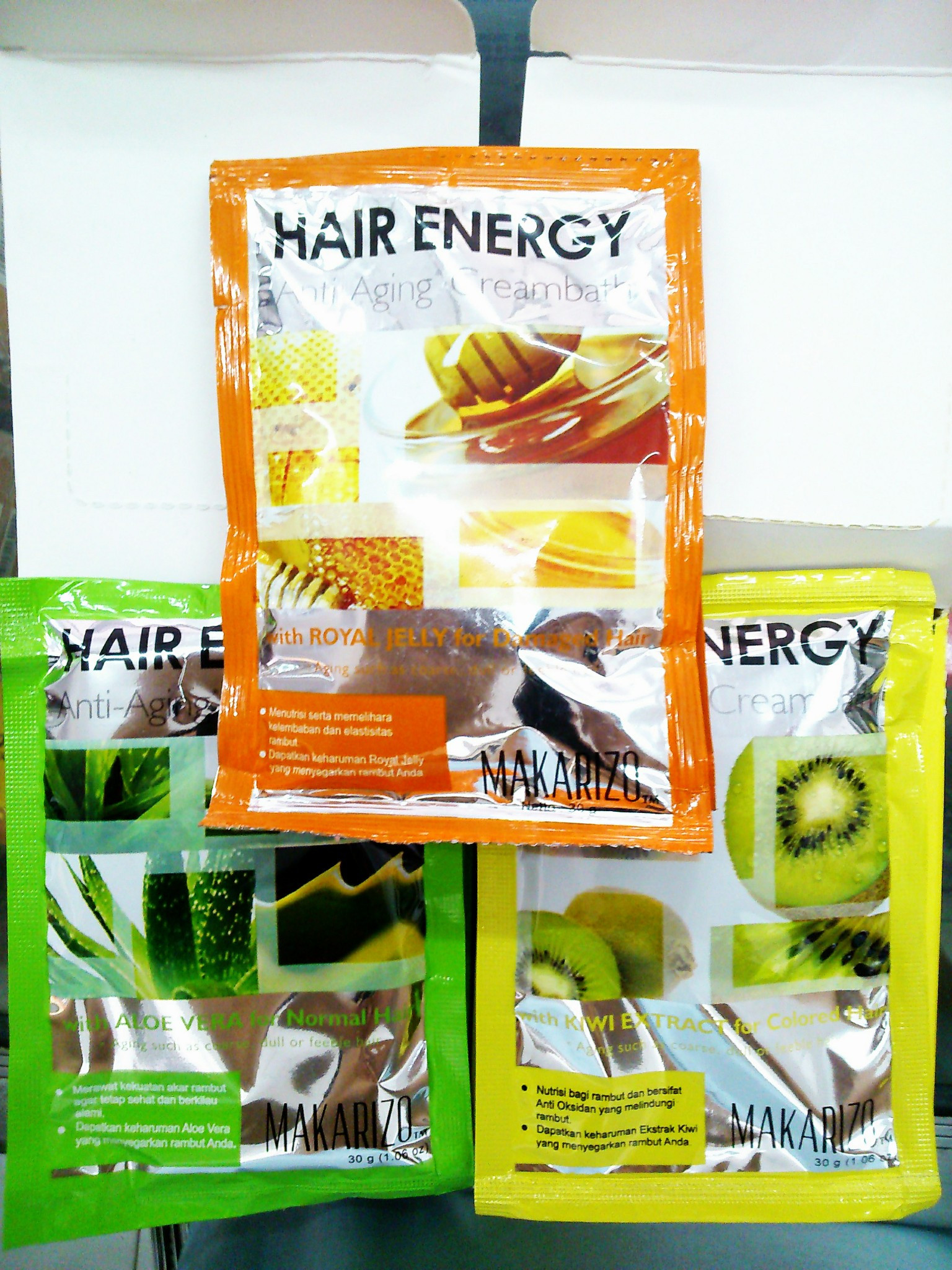 Makarizo Hair Energy