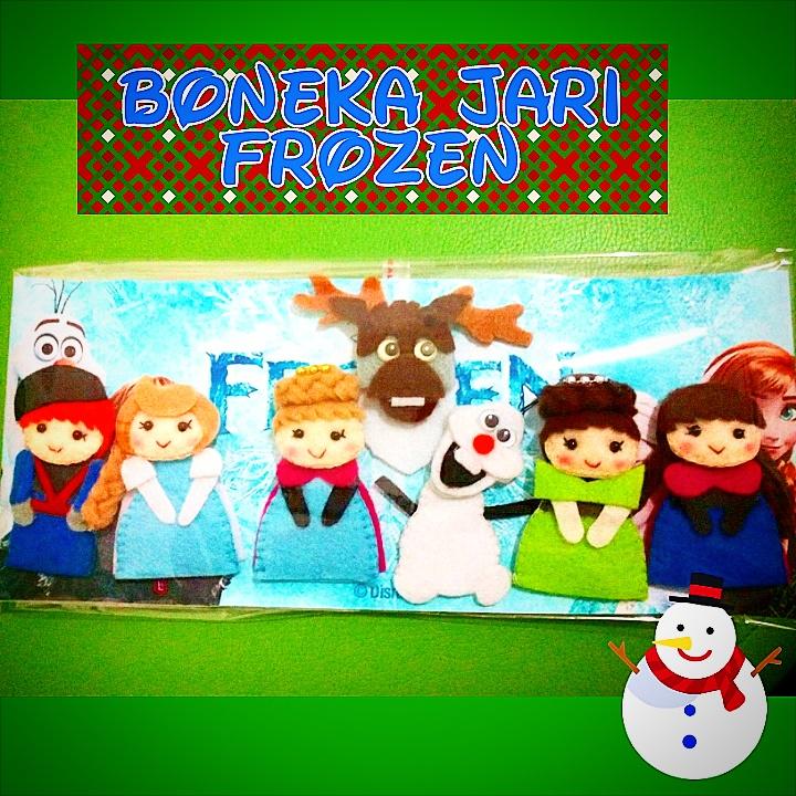 Harga Boneka Jari Frozen  6b9a156d61
