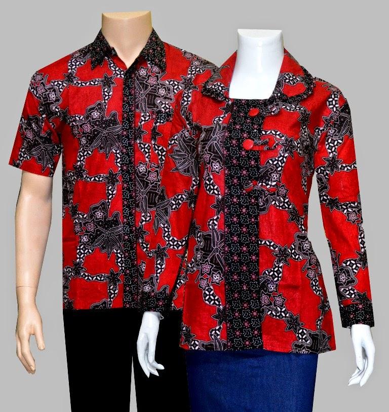 Couple Batik Blouse 8