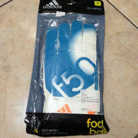 Jual Sarung Tangan Kiper Adidas F50 Training Size 9