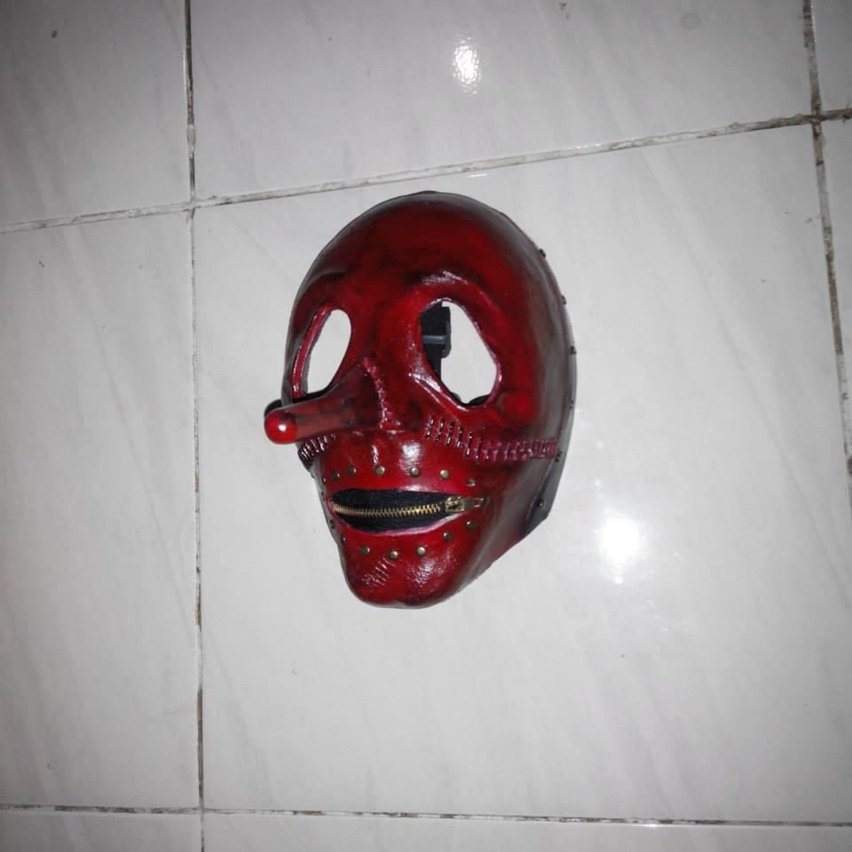 Jual Topeng Slipknot Fiber - Toko Topeng Indonesia   Tokopedia