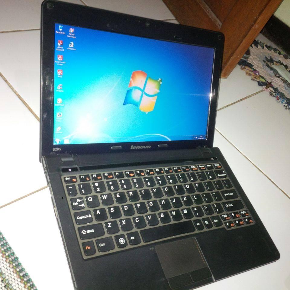Jual Laptop Bekas Gaming Lenovo S205 AMD E2