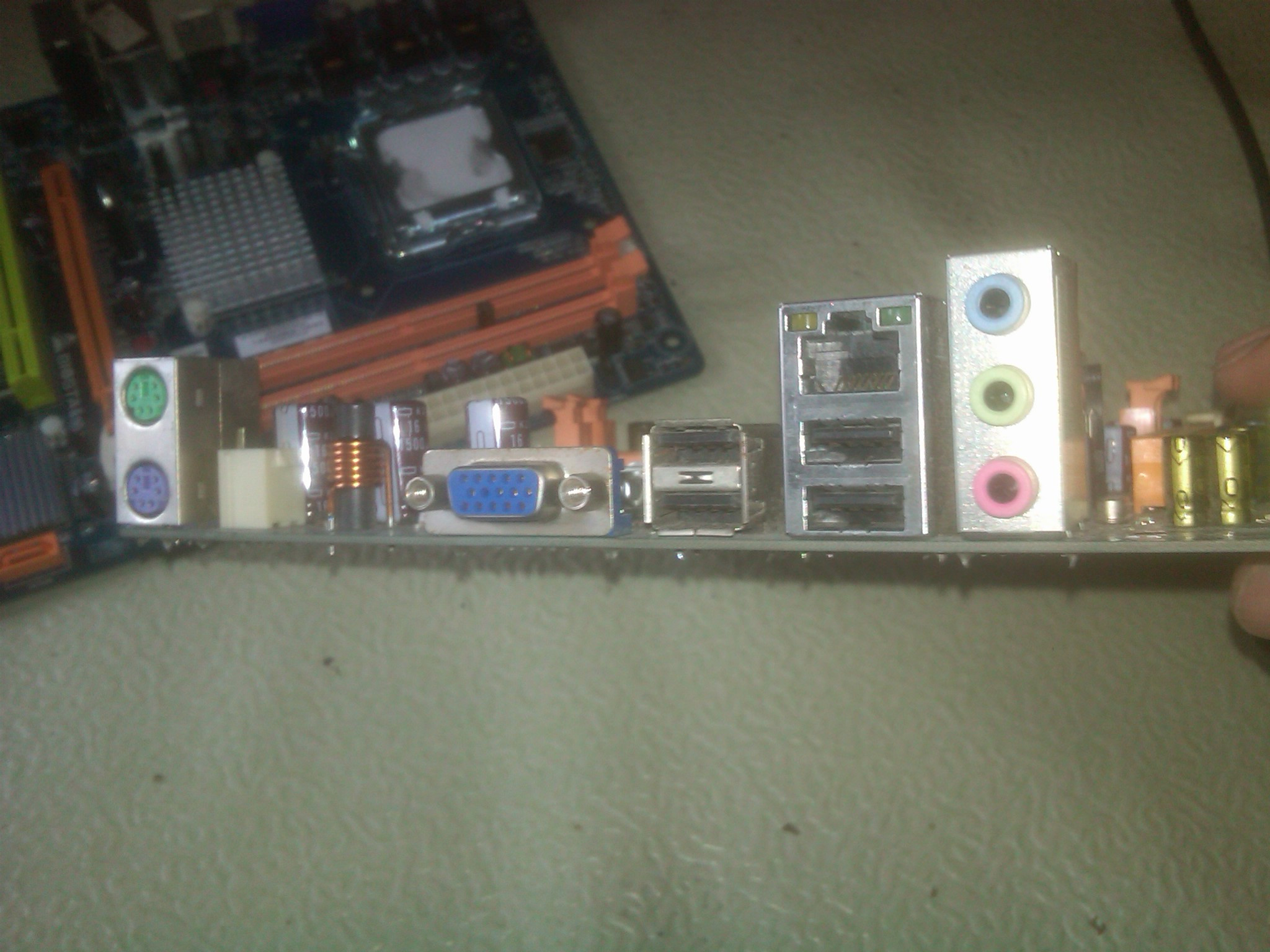 esonic g31 motherboard lan driver for windows 7