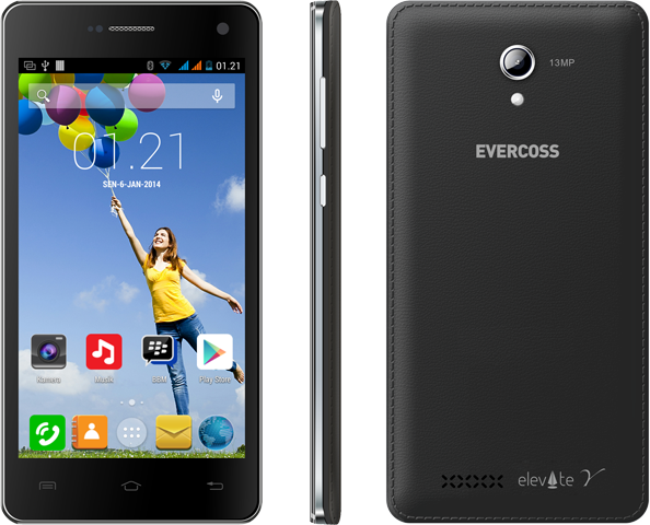 Jual EVERCOSS ELEVATE Y A66A