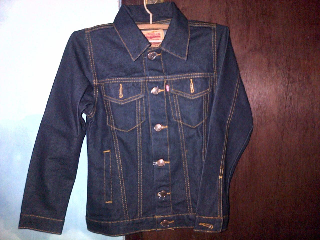 Jaket Rompi Denim Pria Levis Biru Muda Daftar Harga Terkini Dan Guten Inc Jeff Indigo Ace Of Spade Tua M Jual Jeans