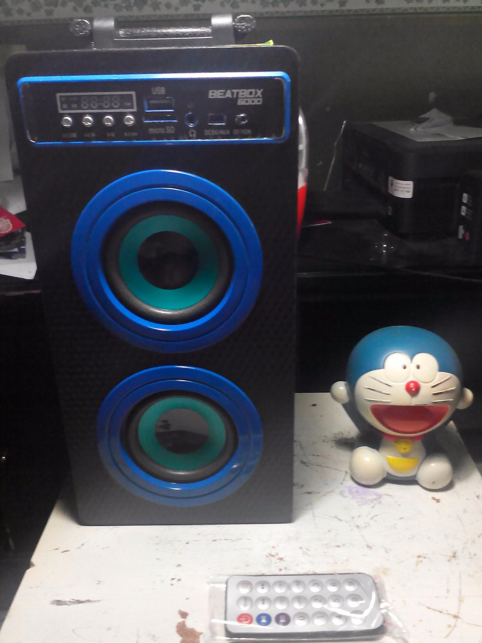 Speaker Audiobox Beatbox 6000 Merah jual audiobox beatbox 6000 mo2n puter