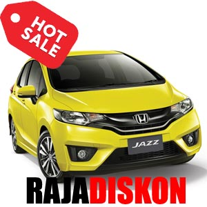 Body Cover/Sarung/Selimut/Pelindung Mobil All New Honda Jazz