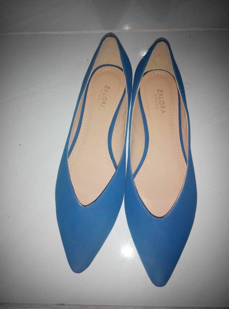 Jual Sepatu Flat Shoes Zalora Flats Shoes
