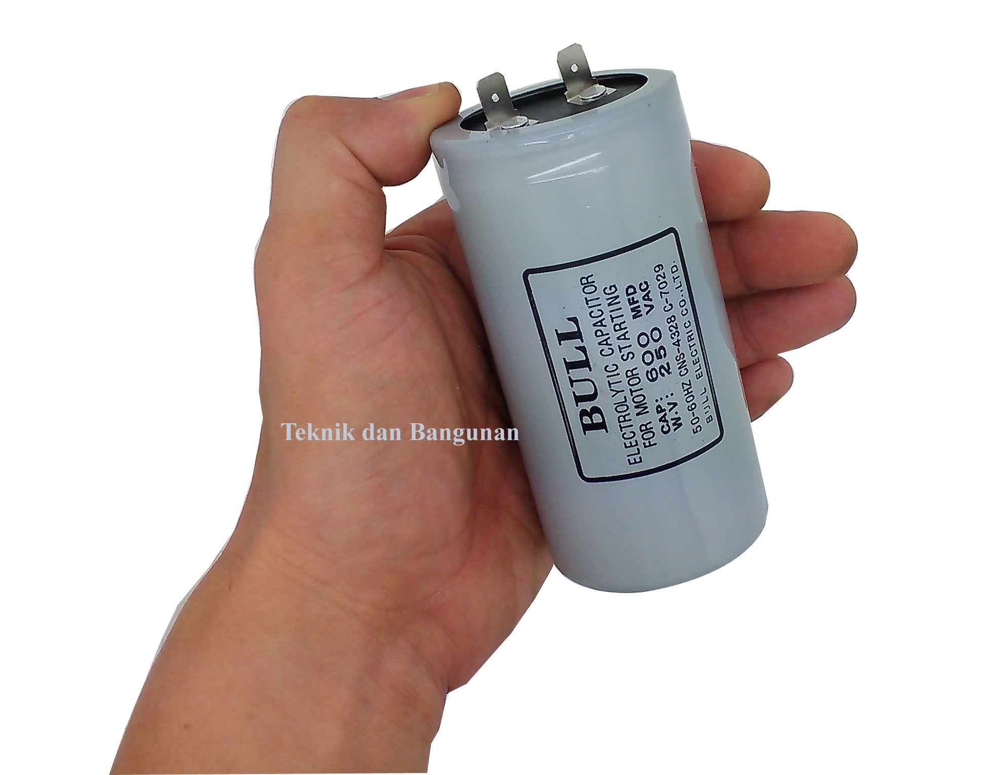 Jual Capasitor Kapasitor Starting Bull 600uf 250v Audio