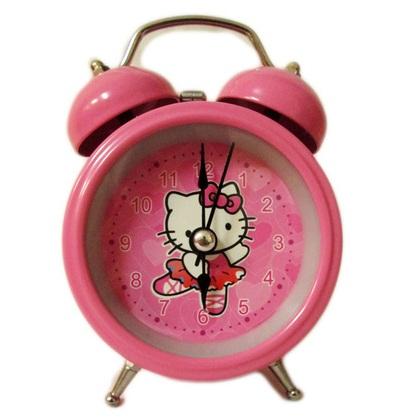 Jual Jam Weker Kring Karakter Lucu Pooh Mickey Princess